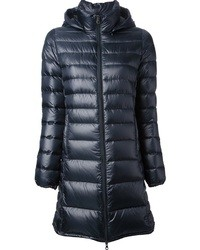 Navy puffer coat original 10109447