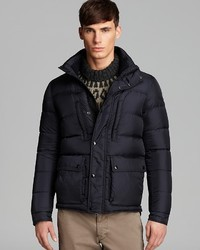 Moncler Dives Quilted Down Coat