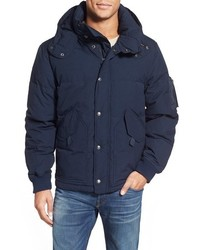 Schott NYC Hooded Down Jacket