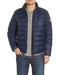 Canada Goose Lodge Slim Fit Packable Windproof 750 Down Fill Jacket