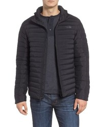 The North Face Packable Stretch Down Hooded Jacket