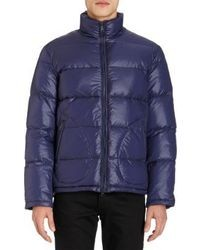 Barneys New York Puffer Coat