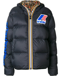 Dsquared2 Reversible Puffer Jacket