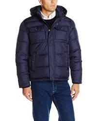 Tommy Hilfiger Nylon Two Pocket Hoody Puffer