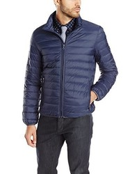 Armani Jeans Lightweight Packable Down Nylon Puffer