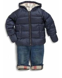Burberry Babys Rilla Down Puffer Jacket
