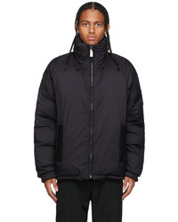 Givenchy Black Down 4g Puffer Jacket
