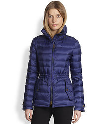 Burberry Brit Roosby Short Puffer Jacket