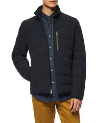 Marc New York Carlisle Water Resistant Quilted Puffer Jacket
