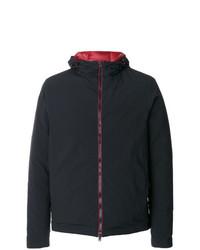 Herno Contrast Trim Padded Jacket