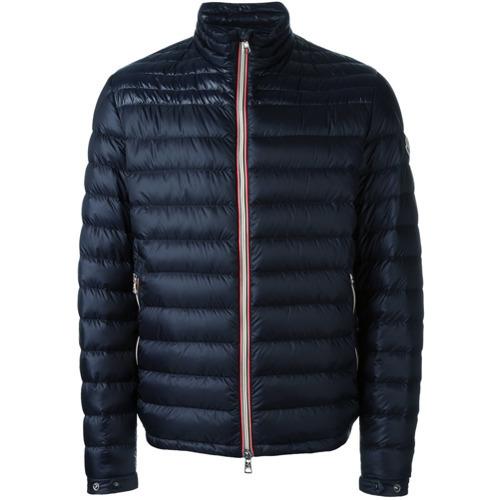 ... Moncler Daniel Padded Jacket Blue ...