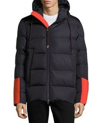 Moncler Drake Colorblock Down Jacket