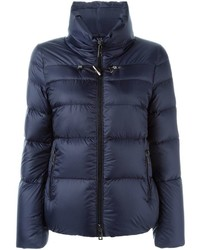 Fay Funnel Neck Padded Jacket
