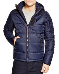 G Star G Star Raw Whistler Hooded Jacket