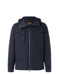 Tod's Hooded Padded Coat