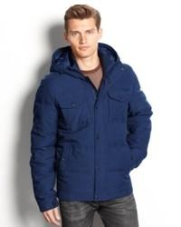 Levi's Hooded Puffer Coat
