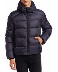 Ralph Lauren Purple Label Luxe Nylon Down Jacket