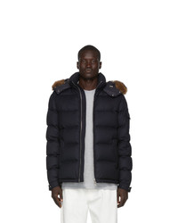 Moncler Navy Down Allemand Jacket