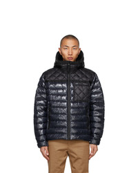 Burberry Navy Down Ayling Jacket