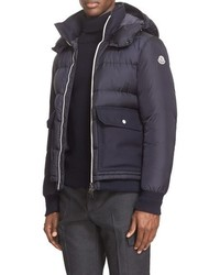 Rabelais quilted down jacket medium 601636