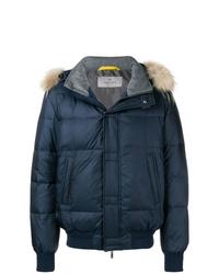 Canali Raccoon Padded Jacket