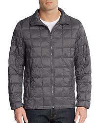 Rainforest Nylon Puffer Jacket