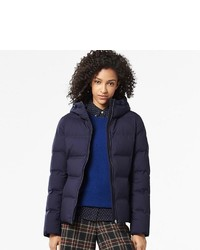 Uniqlo Seamless Down Hooded Jacket