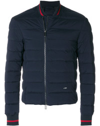 Emporio Armani Side Zip Puffer Jacket