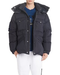 Moncler Vilbert Hooded Puffer Jacket
