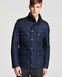 Burberry Brit Russell Quilted Jacket