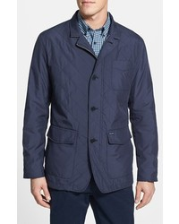 Façonnable Faconnable Diamond Quilted Jacket
