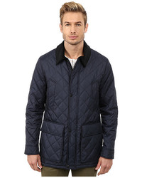 Quilted nylon barn jacket medium 387649