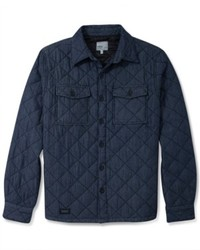 Wesc Jacket Quilted Shirt Jacket