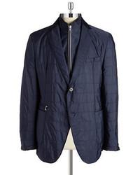 Bugatti Quilted Blazer Jacket