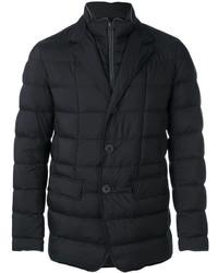 Quilted zip collar blazer medium 4355280