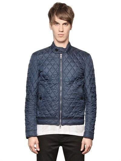 Burberry Quilted Nylon Bomber Jacket Where To Buy How To Wear