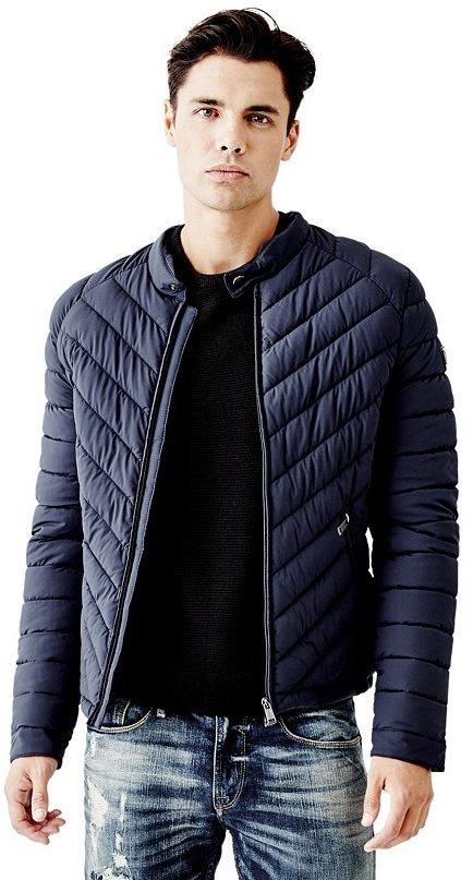 Guess men's blue jacket