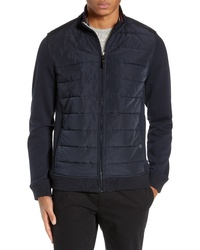 Ted Baker London Mowntan Slim Fit Quilted Jacket