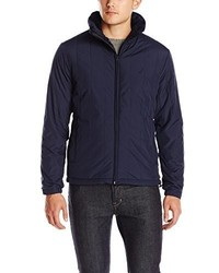 Nautica Quilted Berber Bomber Jacket