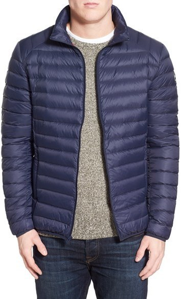 Schott NYC Quilted Down Jacket | Where to buy & how to wear : quilted down jacket - Adamdwight.com