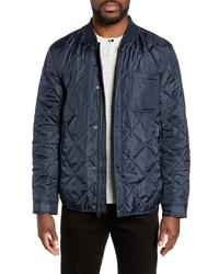 Cole Haan Quilted Water Resistant Jacket