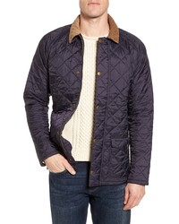 Barbour Canterdale Slim Fit Water Resistant Diamond Quilted Jacket