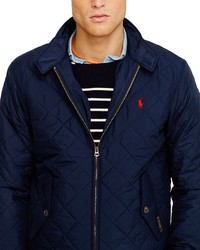 Ralph Lauren Polo Quilted Barracuda Jacket