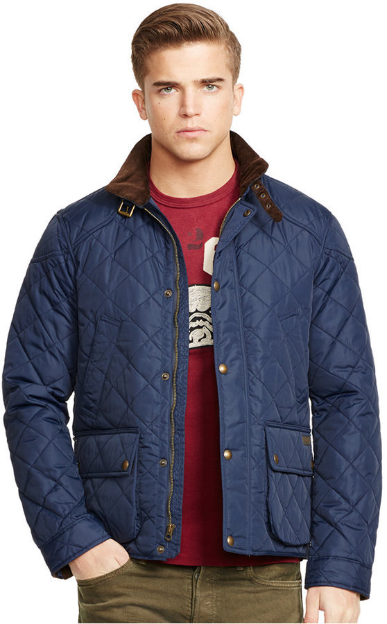 Jacket Quilt Quilted Best Polo Ascianofiberartstools com CoxdeBQrW