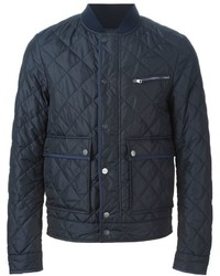 Salvatore Ferragamo Quilted Jacket