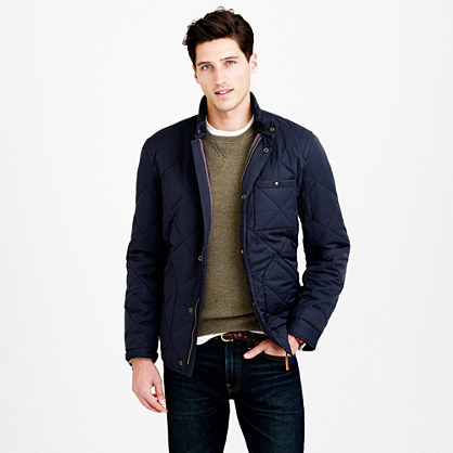 088b9e22ef13 J.Crew Sussex Quilted Jacket