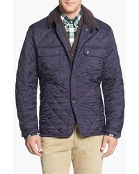 Tinford regular fit quilted jacket medium 341823