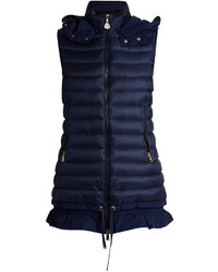 Moncler Amarante Quilted Down Gilet