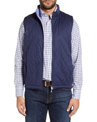 Peter Millar Deuce Regular Fit Reversible Quilted Vest