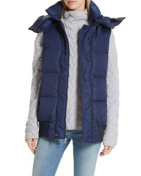 Nordstrom Signature Hooded Puffer Vest